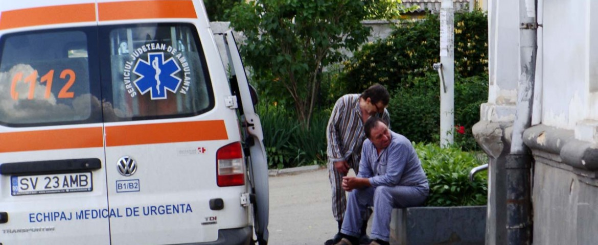 Minor nesupravegheat accidentat de mașina unei tinere din Hârtop